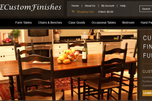 www.ecustomfinishes.com